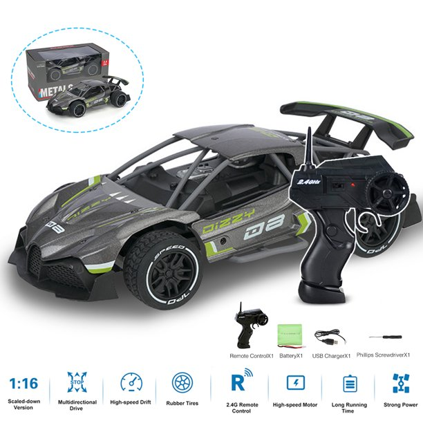 Kwanshop Fast Remote Control Car 1 16 High Speed Rc Cars For Boys Powerful Car Remote Control With Rechargeable Batteries Off Road Rc Trucks Car For Kids Adults Walmart Com Walmart Com