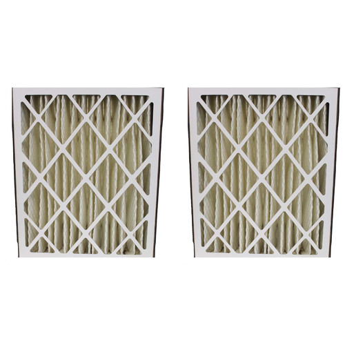 Crucial Pleated Furnace Air Filter (Set of 2)