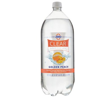 Naturally Flavored Seltzer Water