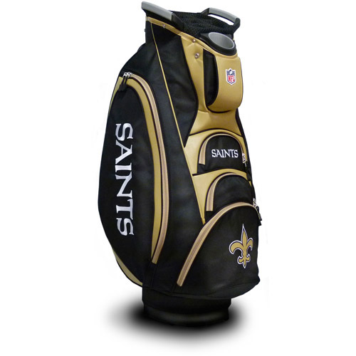 Team Golf NFL New Orleans Saints Victory Golf Cart Bag