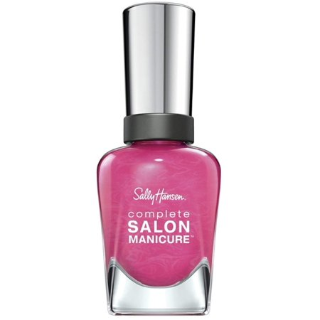 2 Pack - Sally Hansen Complete Salon Manicure, Back to Fuchsia 1