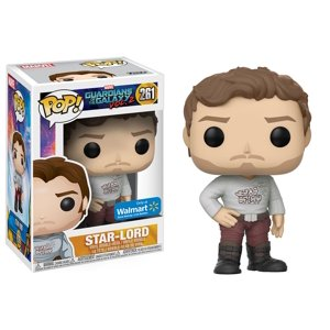 Funko POP! Movies: Star-Lord with Gear Shift Shirt Walmart Exclusive