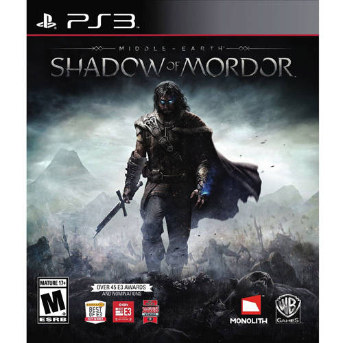 Middle Earth: Shadow of Mordor (PS3) - Pre-Owned