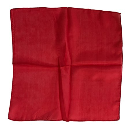 London Magic Works Magicians Silks With Tricks (red, 12 inch)](Magician Tricks)