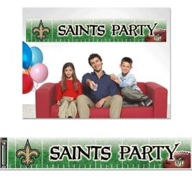 New Orleans Saints Party Banner