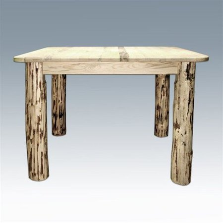 mwdt4ps montana square four post dining table
