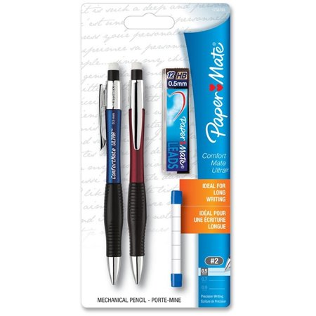 Paper Mate, PAP1738795, Comfortable Ultra Mechanical Pencils, 2 / Pack
