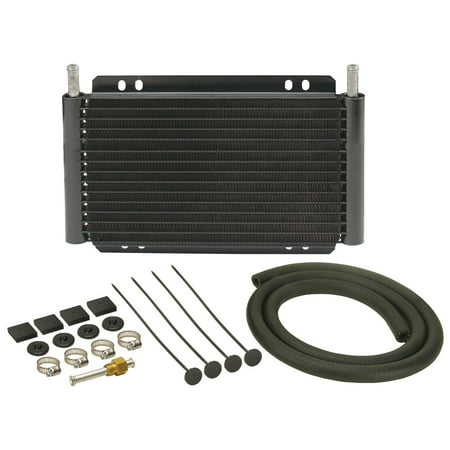 Derale Transmission Pan Coolers (Derale Performance Plate & Fin Trans Cooler Kit (11/32in) )