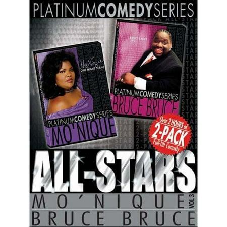Westin Platinum Series (Platinum Comedy Series: Mo'Nique/Bruce Bruce (Full Frame) )