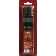 OUTERS Stainless Steel/Phosphor Bronze/Nylon 40835 Gun Brush 3 Piece Set
