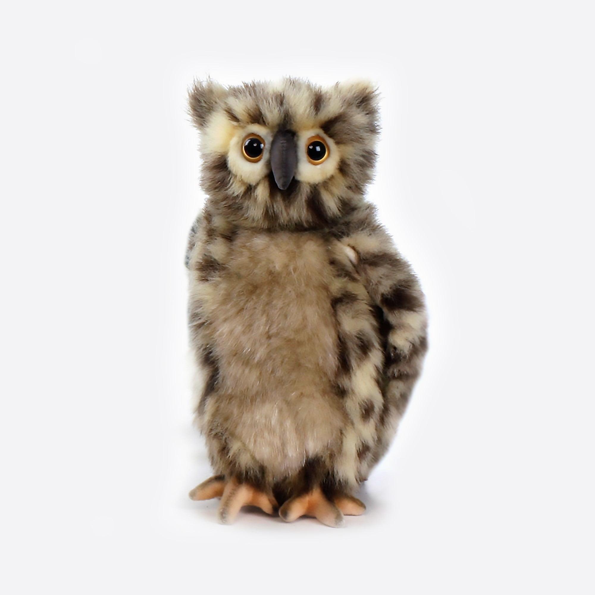 "Hansa Toys - Spotted Owl, 10"""