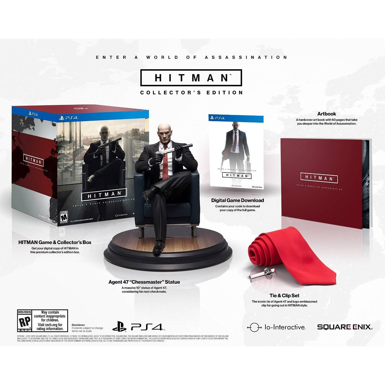 Hitman Collector's Edition (PS4)