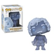 Funko Pop! Harry Potter: S5 - Nearly Headless Nick (Blue Translucent)