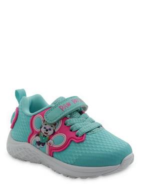 Nickelodon Paw Patrol Lightweight Athletic Sneaker (Toddler Girls)