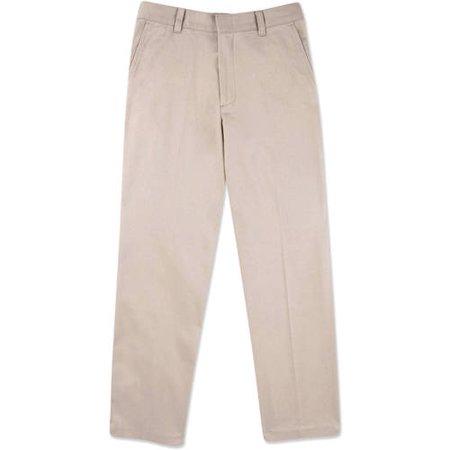 ac37a7b2a3 George Boys School Uniforms Husky Size Flat Front Pants