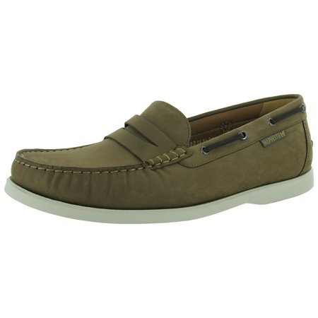 Mephisto Mens Captain Slip On Penny Loafer - Mephisto Slip On