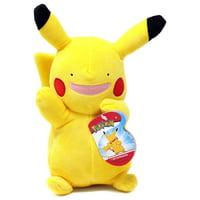 Pokemon Ditto Pikachu Plush