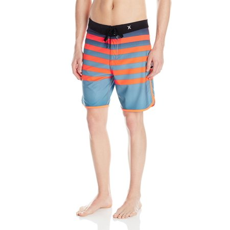 Mens Phantom 60 Block - Hurley Men's Block Party Sport Phantom Boardshort Hyper Crimson