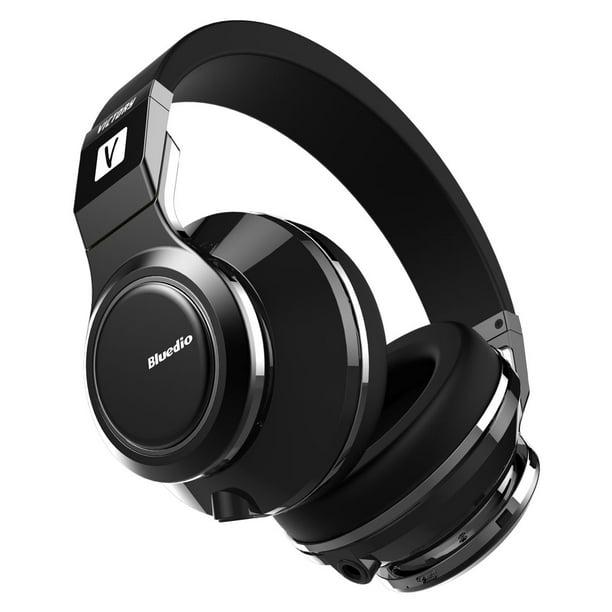Bluedio Victory Bluetooth Headphones Wireless Headsets 12 Drivers Black Walmart Com Walmart Com