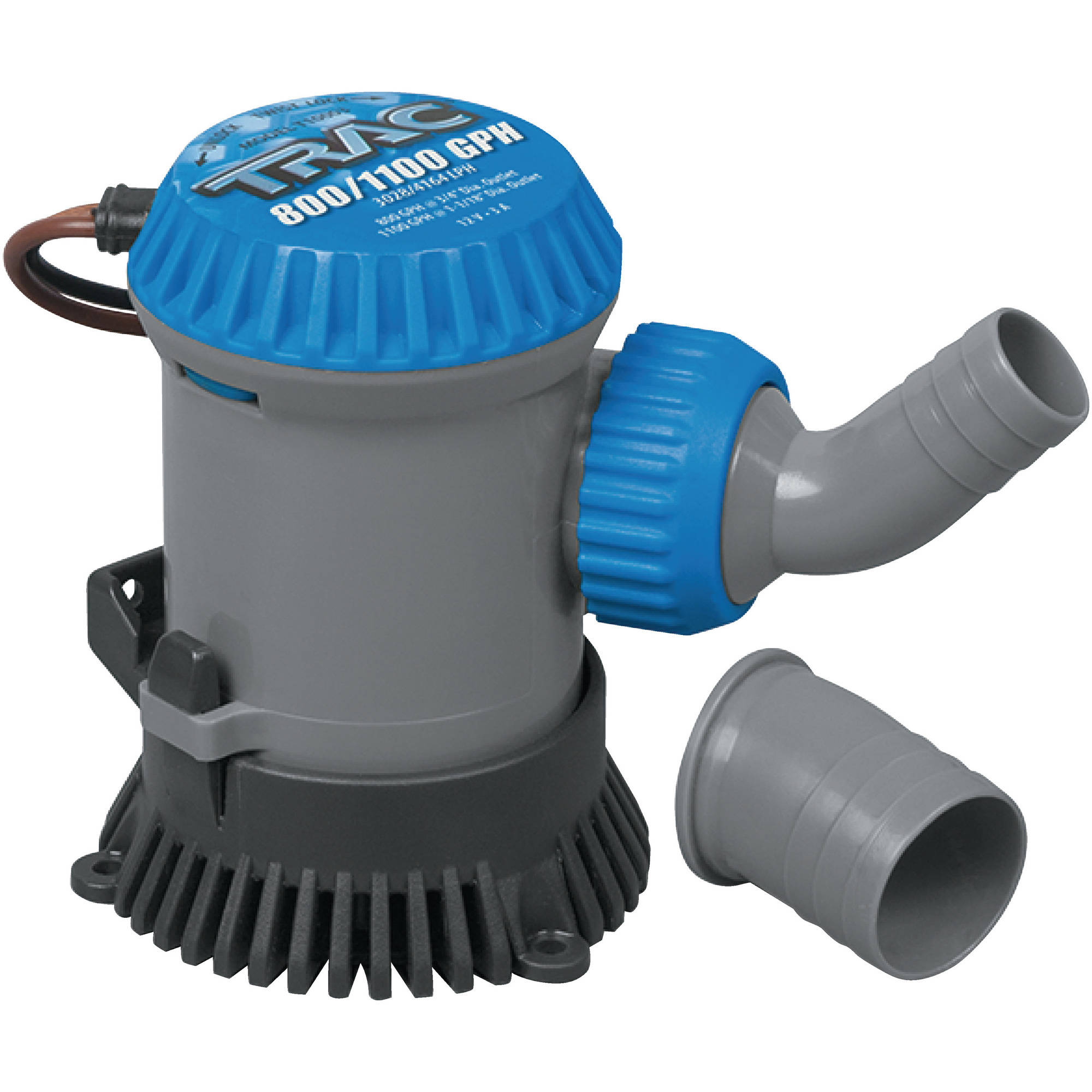 Trac 600 GPH Bilge Pump by Trac Outdoor Products Co