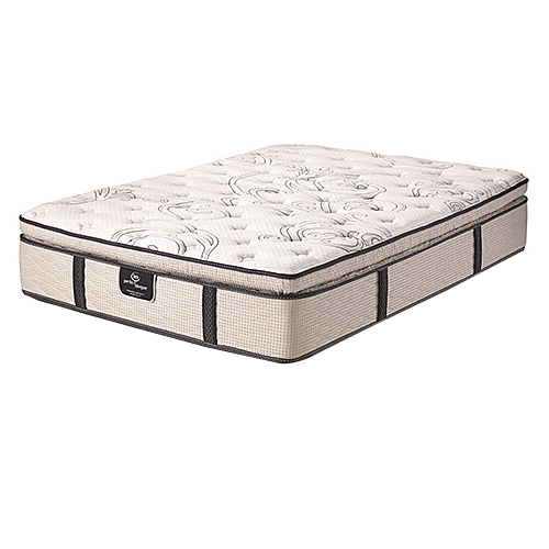 Serta Perfect Sleeper Darlington Super Pillow Top-Queen Size Mattress Only