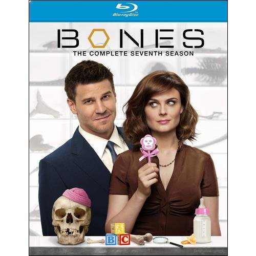 Bones: Season Seven (Blu-ray) (Widescreen)