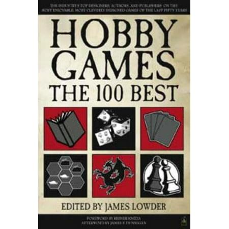 Hobby Games The 100 Best (Hobby Games The 100 Best)