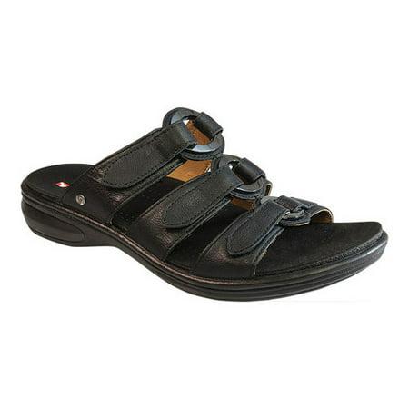Revere Chaussures Confort Moscou Sandale Slide (femmes) Acheter Pas Cher Finishline Le Meilleur Magasin Pour Obtenir tSH2xx