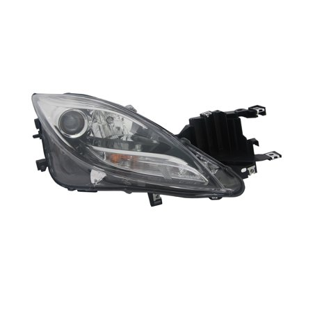 2011-2013 Mazda 6  Aftermarket Passenger Side Front Head Lamp Assembly GEG1510K0E NSF