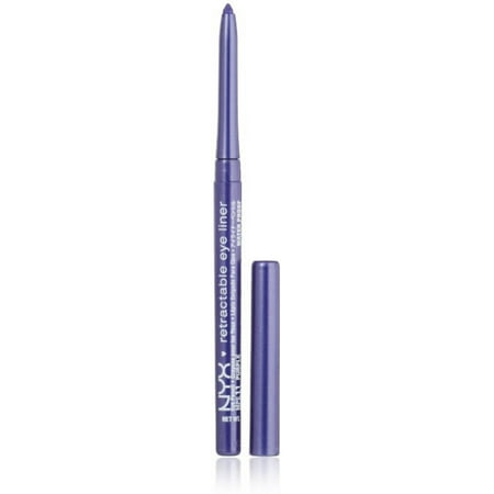 - NYX Retractable Eye Liner, Purple [MPE11], 1 each (Pack of 3)
