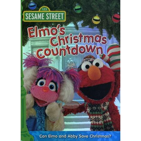 Elmo's Christmas Countdown - Halloween Countdown 9 Days