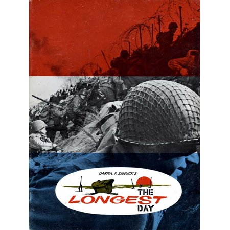 The Longest Day - movie POSTER (Style D) (27