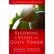 Becoming a Vessel of God's Power - eBook