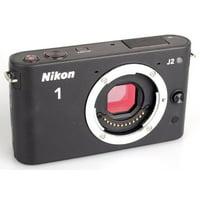Nikon 1 J2 10.1 MP HD Digital Camera (Black) Body Only