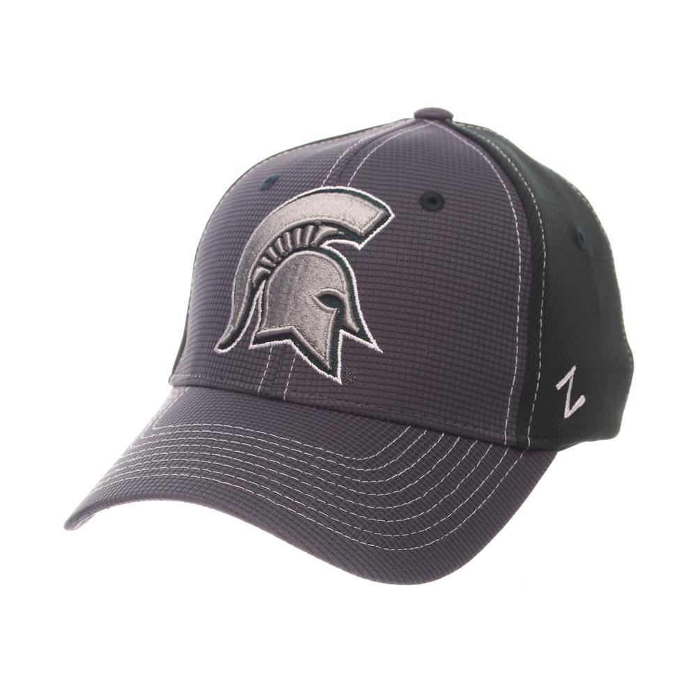 Zephyr Michigan State University Fitted Hat