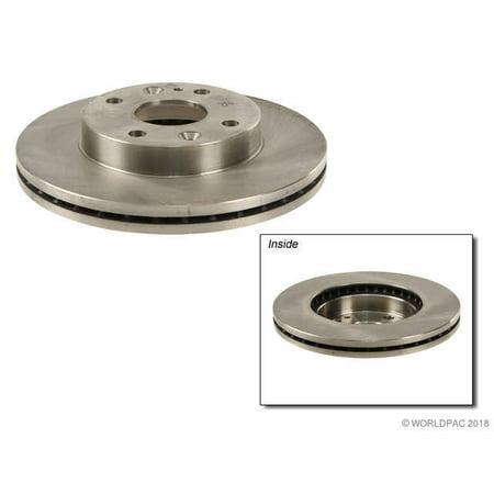 Brembo W0133-1621310 Disc Brake Rotor for Ford / Kia / (Brembo Disc Rotors)