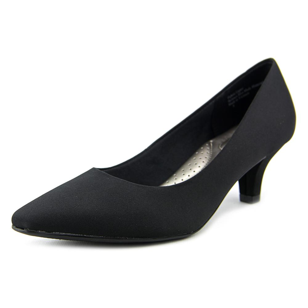 Image of Abella Judith Women US 6 Black Heels