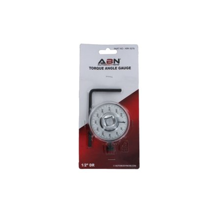 ABN | Torque Angle Gauge – 1/2 Inch Drive Torque to Yield Torque Angle (Dive Gauge)