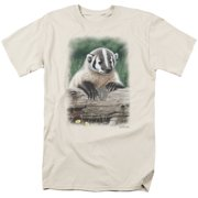 Wildlife - Out Of The Meadow - Short Sleeve Shirt - Small