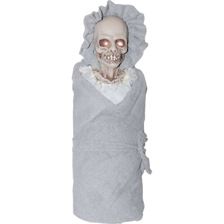 Baby Prop Halloween Decoration - Halloween Zombie Baby Prop