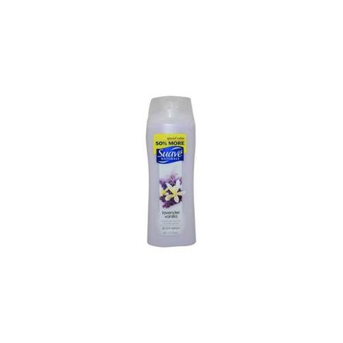 Suave U-BB-1898 Suave Naturals Lavender Vanilla Calming Body Wash - 12. 6 oz - Body Wash