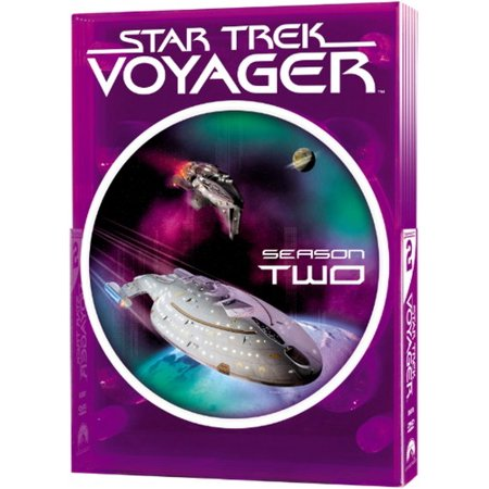Star Trek Voyager: Season Two (DVD) (Best Star Trek Voyager Episodes)