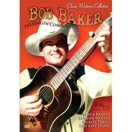 Classic Westerns: Bob Baker Four Feature (DVD) (Andrew Reynolds Baker)