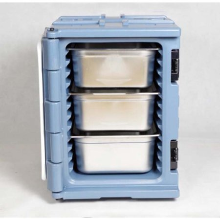 Capacity Food Carrier - Techtongda 3 Pan Capacity Insulated Food Carrier Expandable Hot Cold Pan Warmer