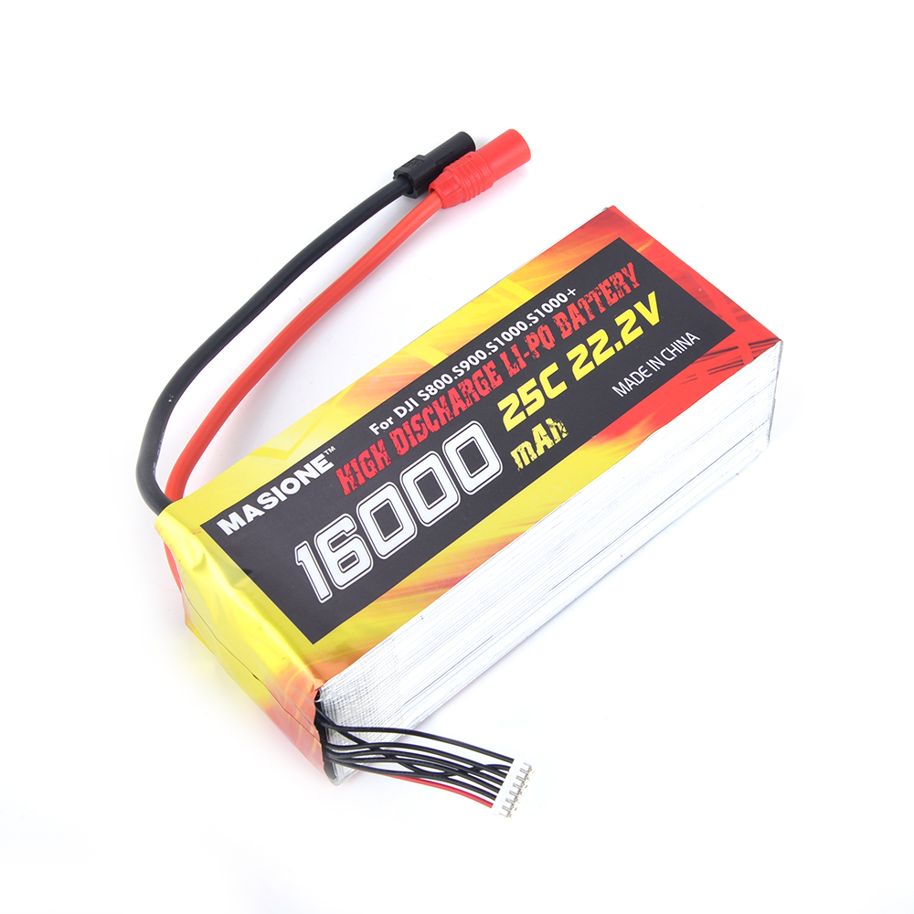 Masione Battery for DJI S1000 S800 S900 OnyxStar FOX-C8-H...