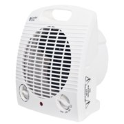 Comfort Zone CZ35 Portable Heater with Thermostat, White