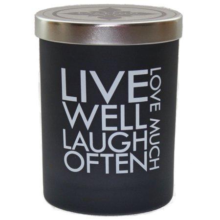 Acadian Candle Fresh Linen Jar Candle