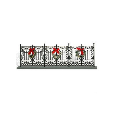The Carolers Byers' Choice Wrought Iron (Iron Fence Finials)