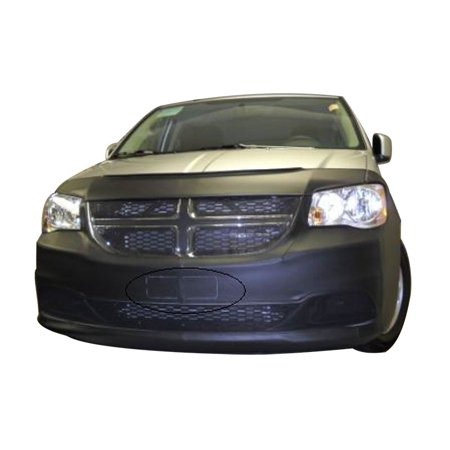LeBra Front End Mask Cover-551272-01 fits Dodge Grand Caravan C/V,Crew,Express,Mainstreet,R/T,SE,SXT,American Value Package,SE Plus 2011,2012,2013,2014,2015,2016 - Captain America Mask And Shield