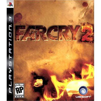 Far Cry 2 Playstation 3 Walmart Com Walmart Com